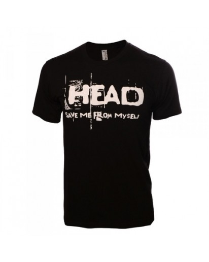 HEAD SMFM T-Shirt (Black)