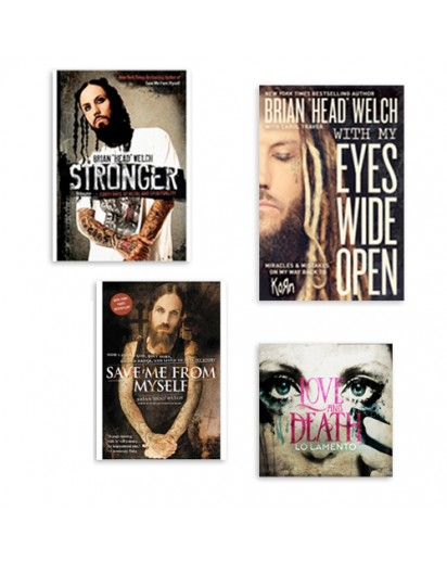 BHW Book Bundle