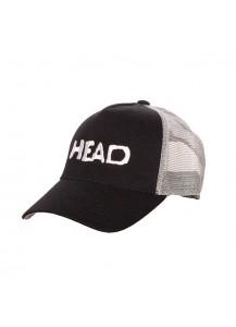 Head Black & Gray Hat