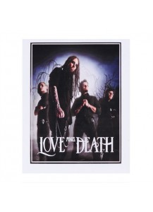 Love and Death Photo Sticker